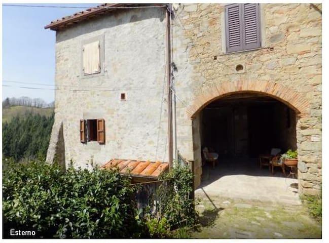 Appartamento nel Verde con Piscina - Lugnano-monti di Villa - Huoneisto