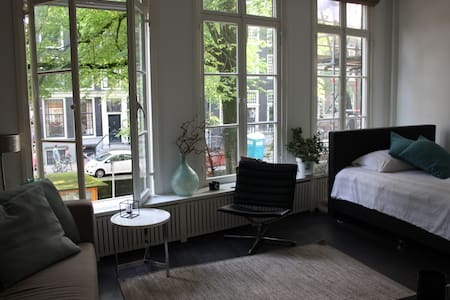 Studio appartment with great view - Amsterdam - Appartamento