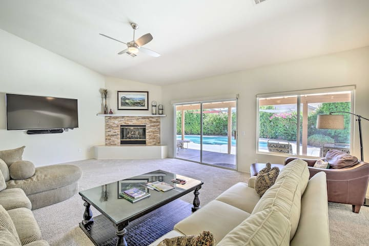 Boasting 2,000 square feet, this vacation rental is ideal for 8 guests.