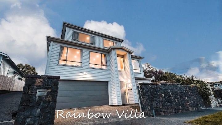 Rainbow villa(Deluxe suite)