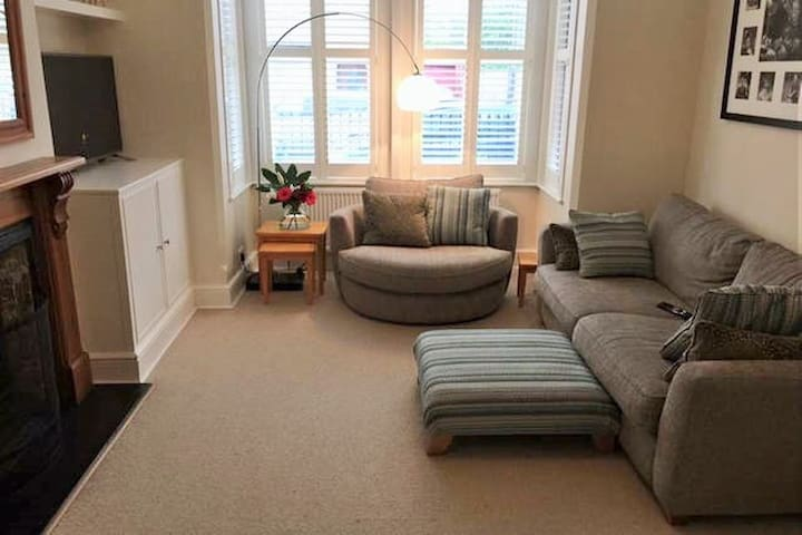 Spacious 3BD home with large garden - Londres - Casa