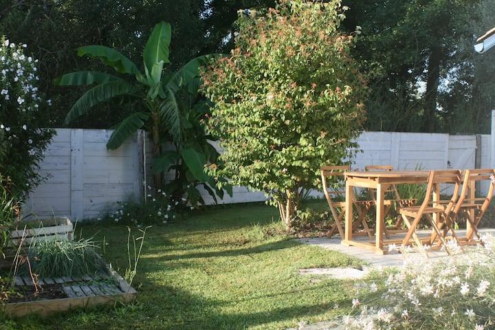 Maison à Anglet Océan, Golf et Forêt