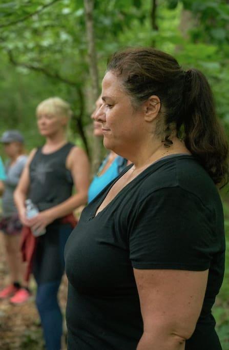 Walking Meditation on the Trails