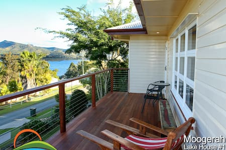 Moogerah Lake House #1