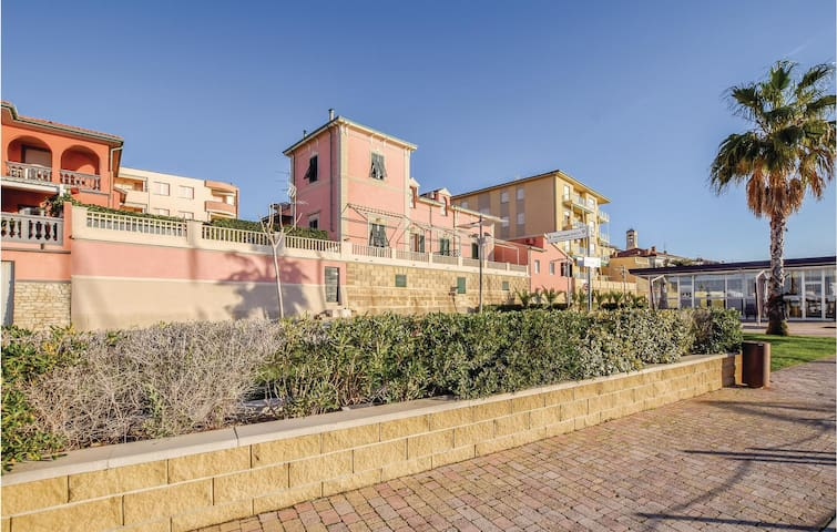 Holiday apartment with 1 bedroom on 54m² in San Vincenzo -LI-