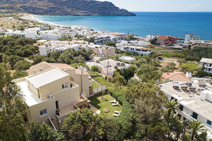 Cozy Apartment in Plakias,2 minutes walk to the beach 2