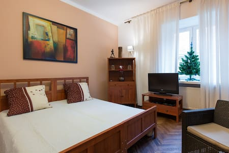 Św Tomasza -2 mins to Market Square - Cracovie - Appartement
