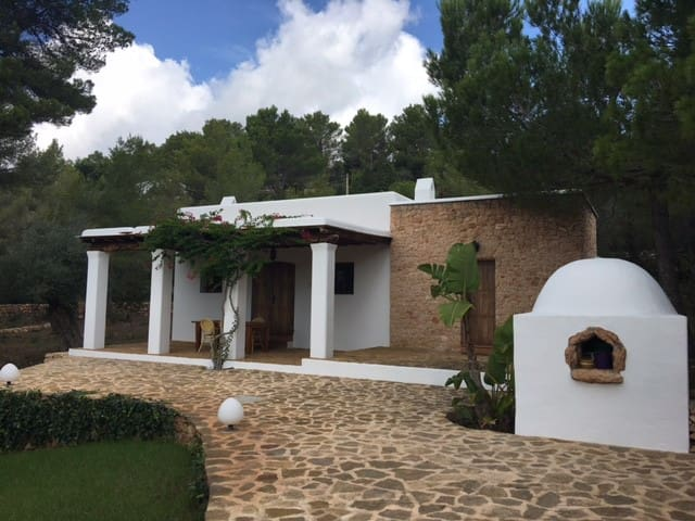 Beautiful Cassita with amazing views - Ibiza - House