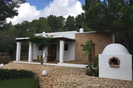 Beautiful Cassita with amazing views - Ibiza