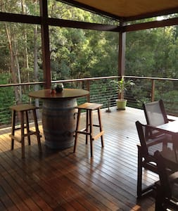 Quiet bush home close to Noosa - Tinbeerwah