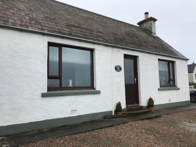 Road End Cottage.