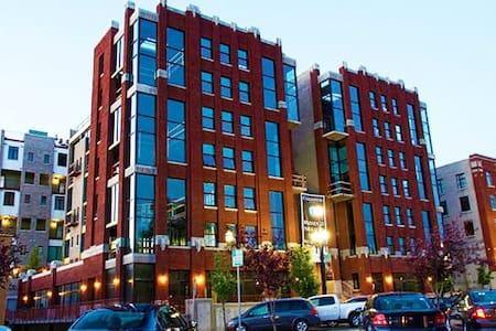 Downtown Loft | Nightlife | Dining - Salt Lake City - Loft