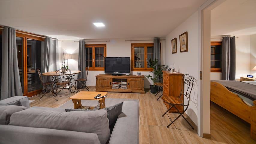 Appartement 2 pièces - Les Diablerets - อพาร์ทเมนท์