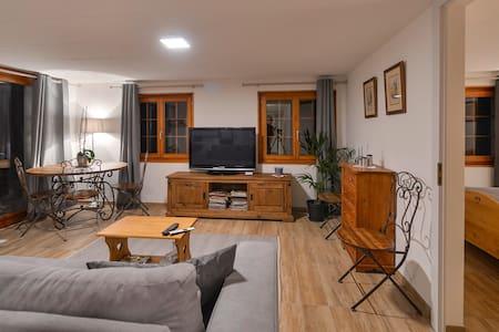 Appartement 2 pièces - Les Diablerets - Huoneisto