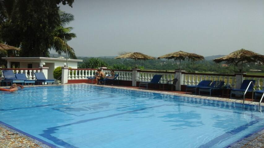 1 Bhk.Ap. Beira Mar Resort.Opp.Titos Lane.Baga,GOA