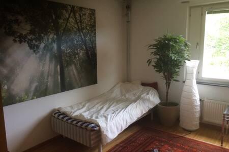 2 room apart in quiet neighborhood - Lidingö - Apartamento