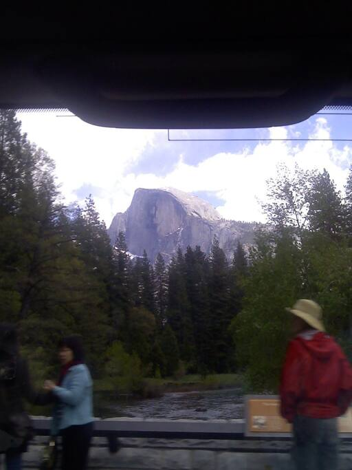 Yosemite National Park (12 miles to entrance from our bnb)