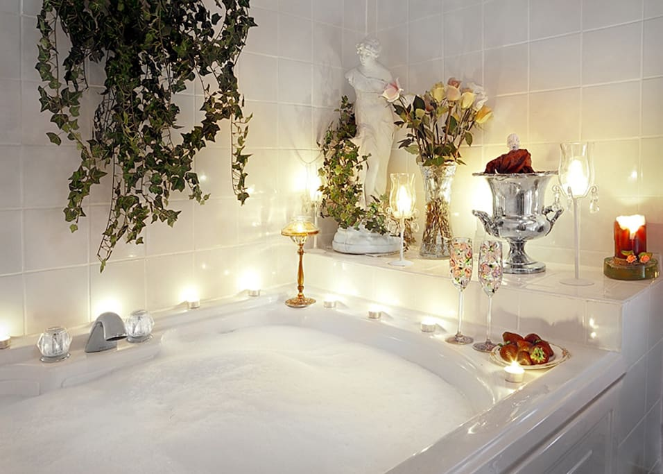 Spa Tub for Two