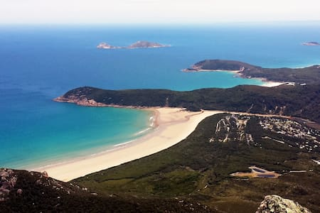 Wilsons Promontory Camp Ground