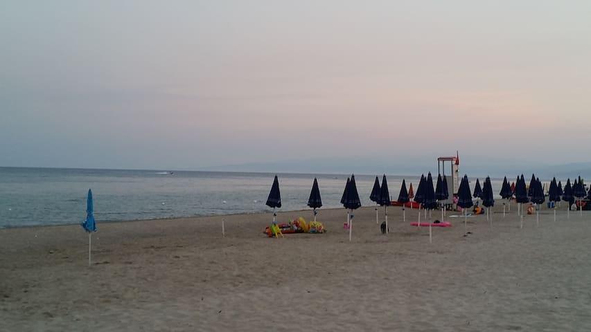 Mansarda in Villa a due passi dal mare