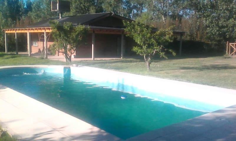Casa privada en Tupungato