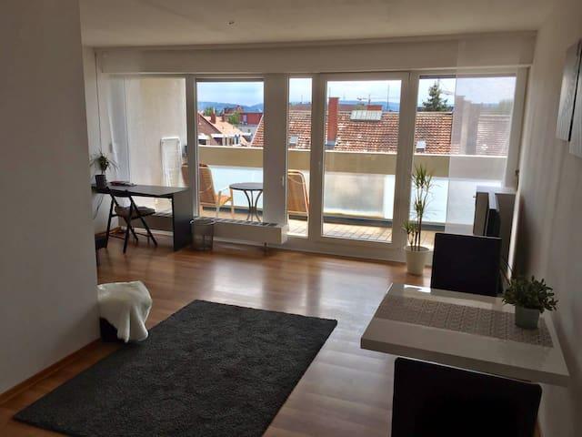 Einfach, praktisch - Großzügiges Appartement