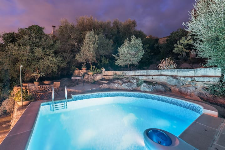 SA VALL - Villa for 6 people in Mancor de la Vall.