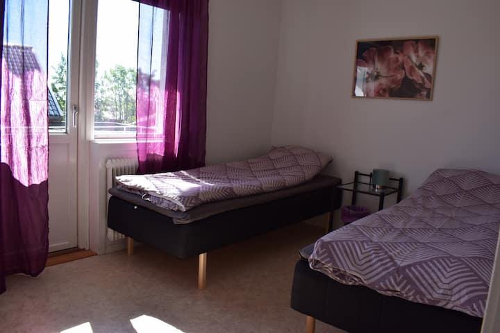 (3) Apartment in central Kiruna
