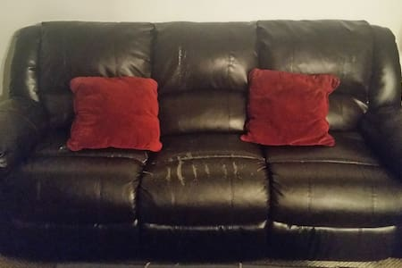 No Frills Sofa for One - Los Angeles
