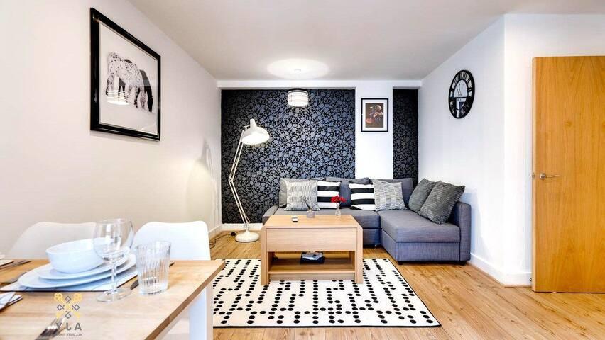 Birmingham City Centre Cutlass Apartment