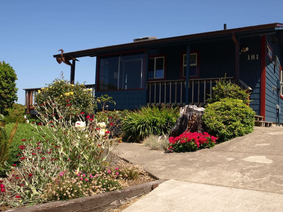 The Chickadee Cottage in Yachats