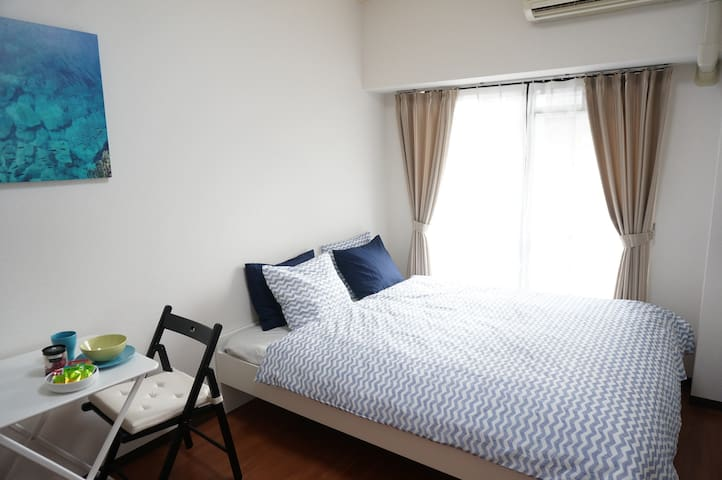 Easy access for Hanami, USJ, Kyoto & Nara - Osaka - Apartament