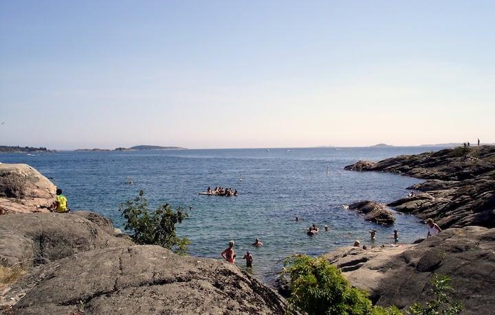 Rimelig ferieleilighet sentralt i Kristiansand