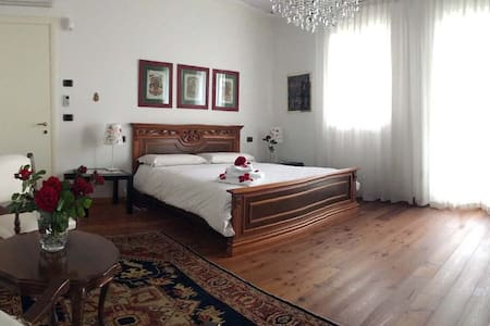 B&B La Casa Bianca vicino Oderzo-La Camera Bianca - Ormelle - Bed & Breakfast