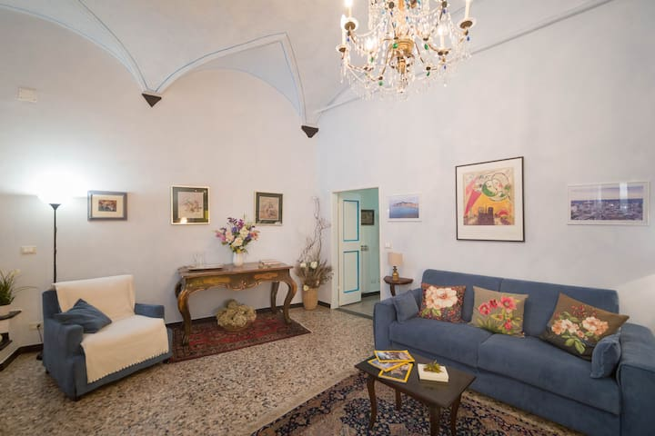 Accogliente appartamento- cozy flat