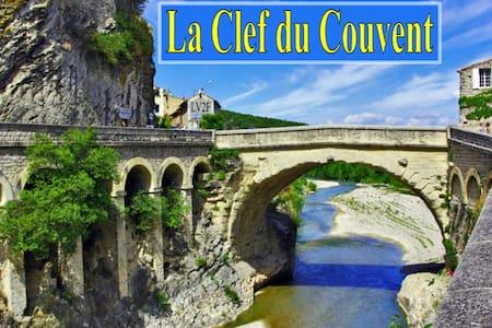 La Clef du Couvent - Vaison-la-Romaine - Lejlighed