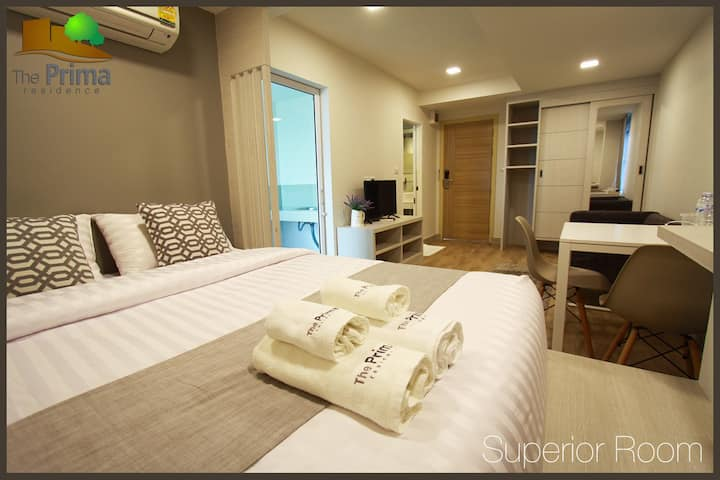 The Prima Residence # SUPERIOR ROOM