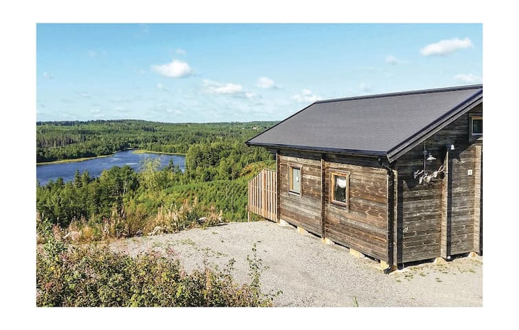 Holiday cottage with 1 bedroom on 54m² in Vetlanda