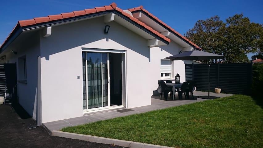 Maison neuve entre Biarritz et Hossegor - Tarnos - Casa