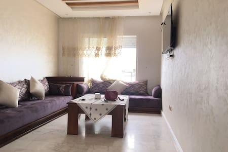 Appartement plage sid el abed - harhoura