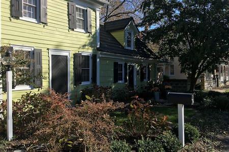 Historic Mathew Osbourne House - Milton - Rumah