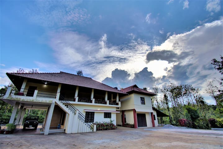 Coorg Bliss Estate Stay - CB01