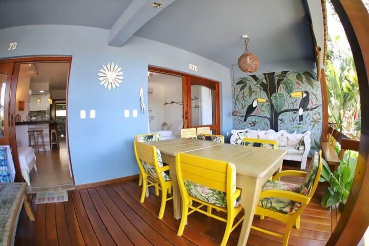 Mar Paraíso Casa 70