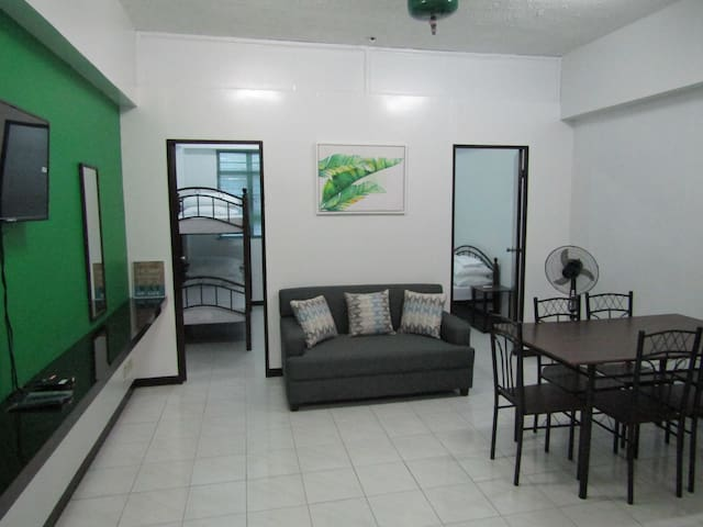 Entire Apartment 120 with Amenities in Pasay City