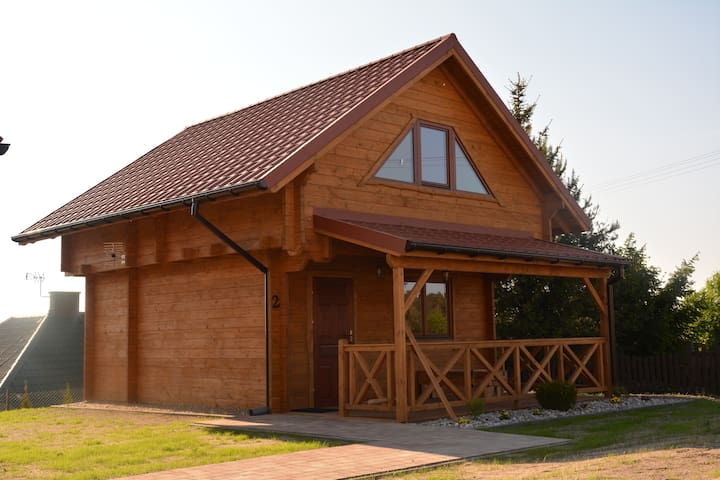The newest summer houses Masurian Lakes District