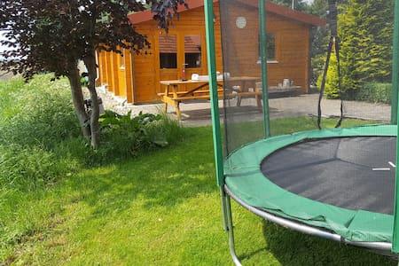't Hutje: sfeervol, kindvriendelijk - Roswinkel - Cabin