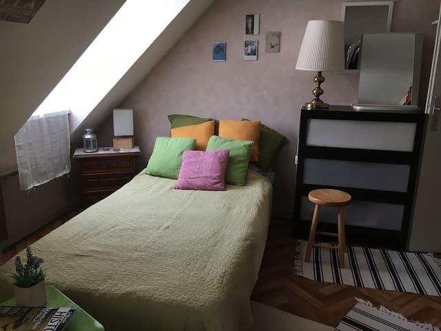 Chambre confortable à proximité du centre ville - Estrasburgo