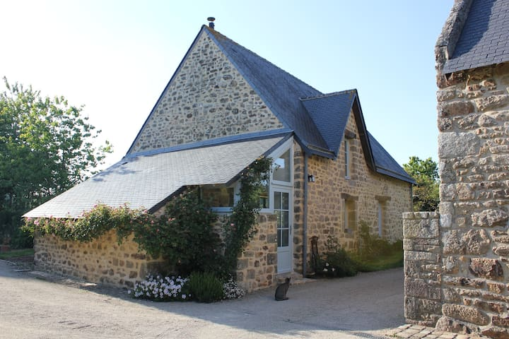 La petite Métairie - Pont-Scorff - Rumah