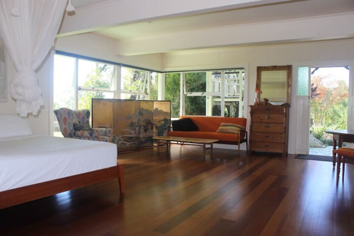 Byron Bay HInter Apartment - Myocum - Apartment