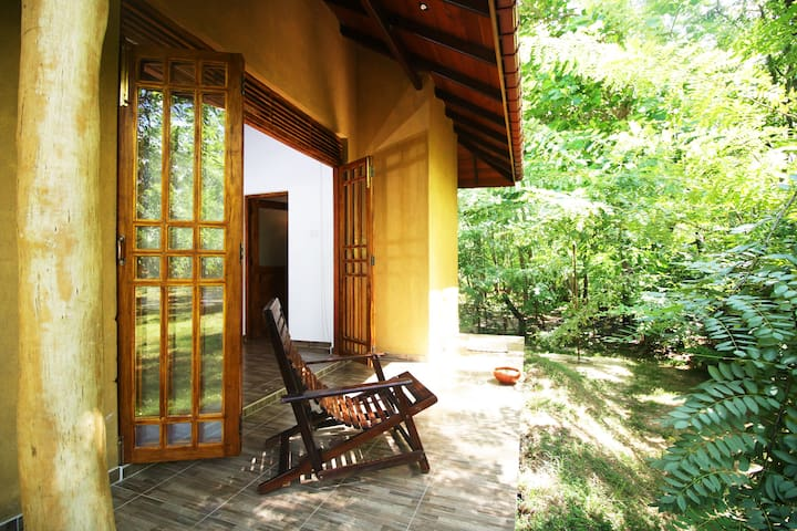 Bissa Villa - Tranquil Private Lodge Double